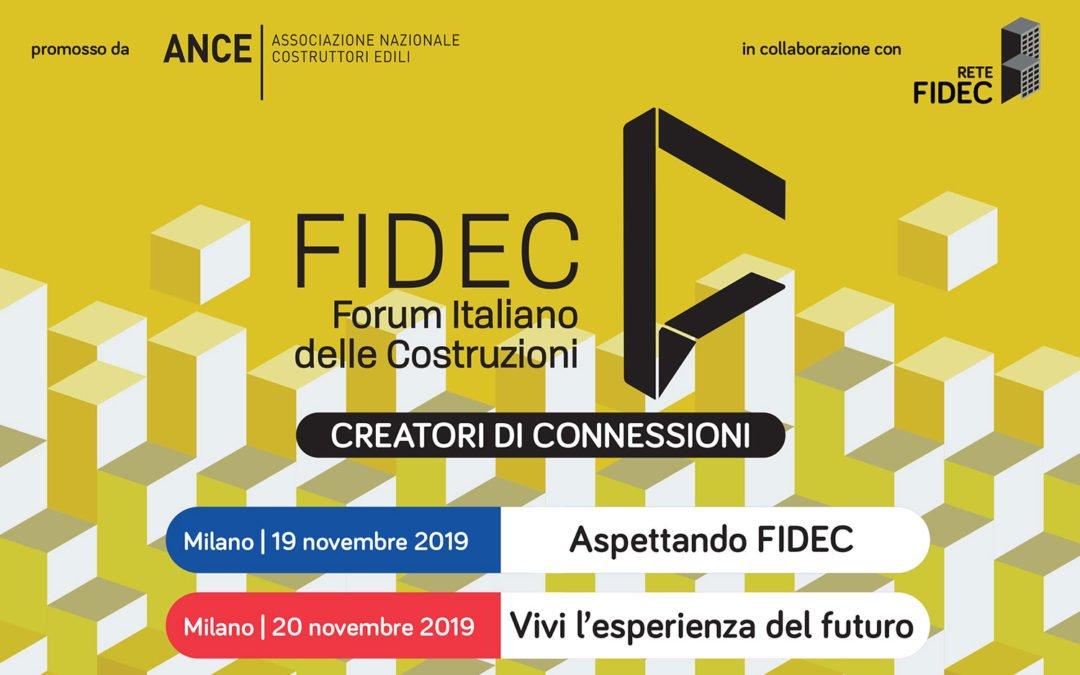 Appuntamento a FIDEC