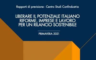 Rapporto CSC: Liberare il potenziale italiano. Riforme, imprese e lavoro per un rilancio sostenibile