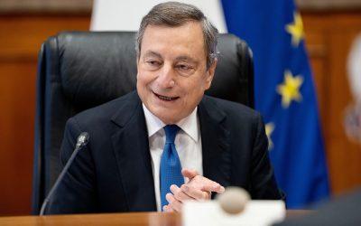 Green Pass: Draghi firma il dpcm con le linee guida